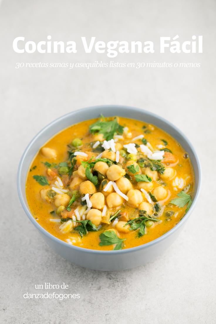 6 espectaculares libros de cocina vegetariana para