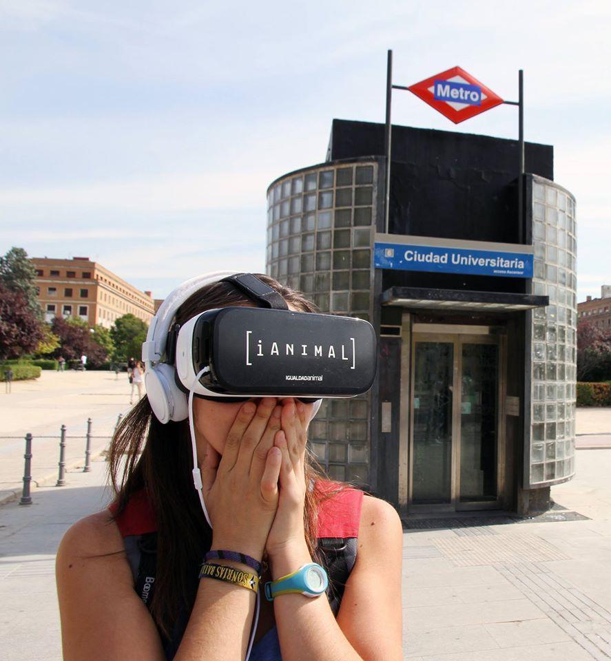 La realidad virtual ayuda a reducir el consumo de carne, muestra un ...